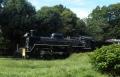 蒸気機関車①
