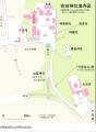 吉田神社境内図