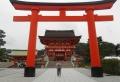 鳥居越の楼門