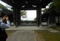 楼門から見る琵琶湖