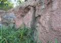 断崖絶壁?