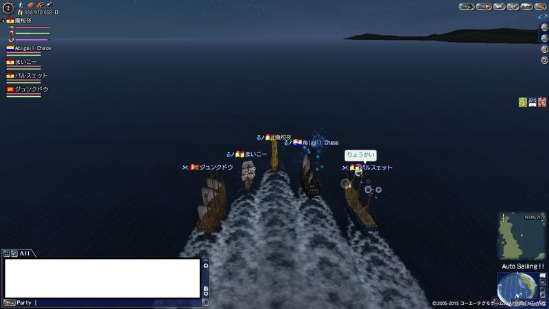 2015年8月22日ダブリン大海戦1