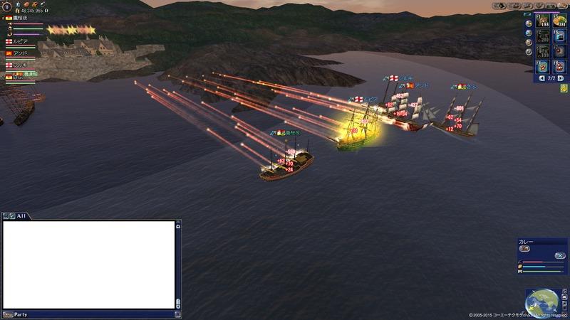 2015年8月23日ダブリン大海戦3