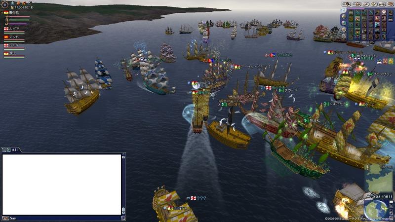 2015年8月23日ダブリン大海戦9