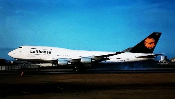 ルフトハンザドイツ航空-1