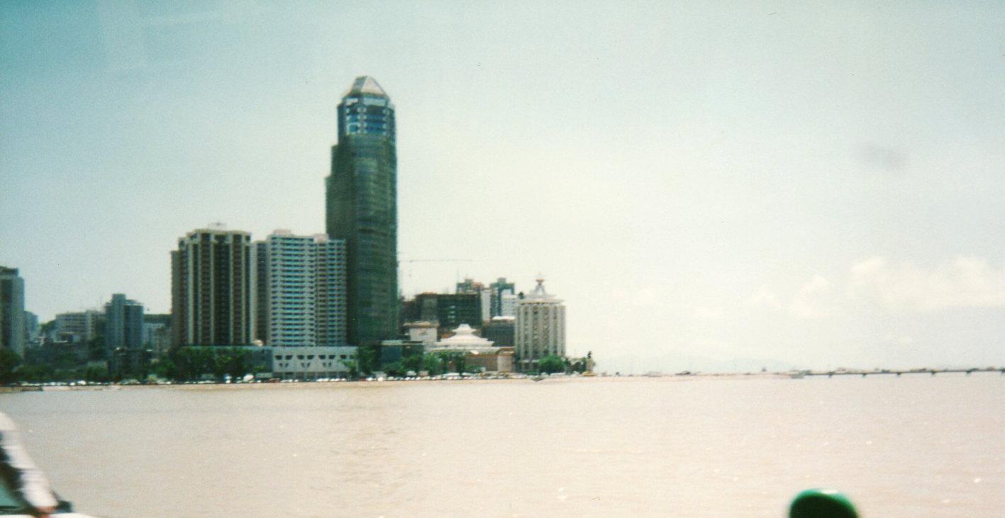 マカオ 1991年④-1