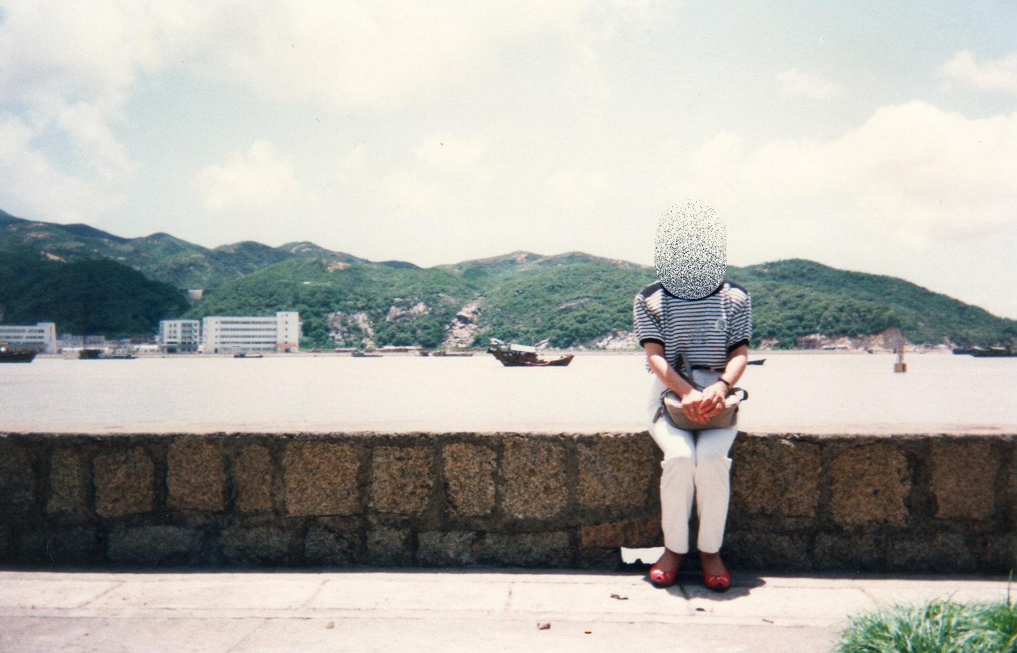 香港1991年5月3回目の香港(マカオ④)-1