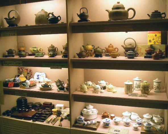 香港茶具博物館①-1