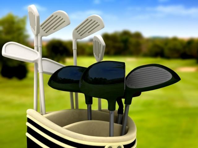 6 改良されたゴルフ用品