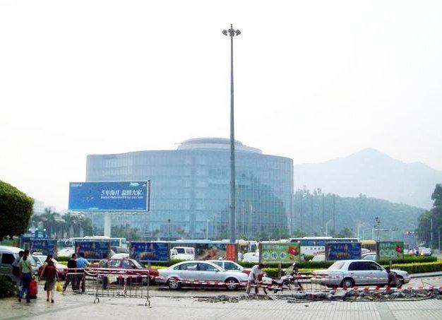 香港・深センミニチャイナ⑧蛇口-1