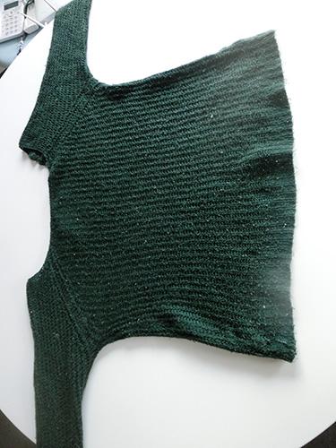 収納・セーター①