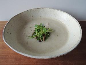 里芋のポタージュ