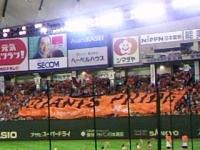 東京ドーム(巨人・阪神)