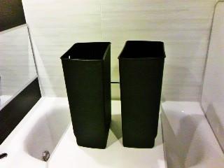シンプルヒューマンお風呂場