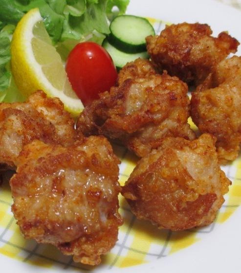 鶏の唐揚げ一味ラーユ味 B