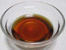秋鮭と茸のガーリック照り焼き 調味料①