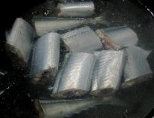 秋刀魚の佃煮 【下準備】②