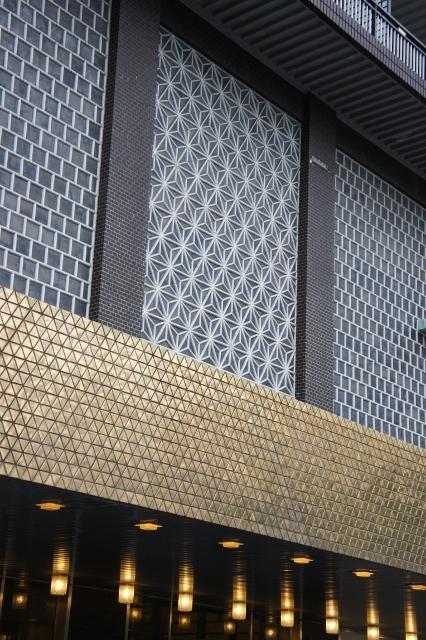 ホテルオークラ 外壁