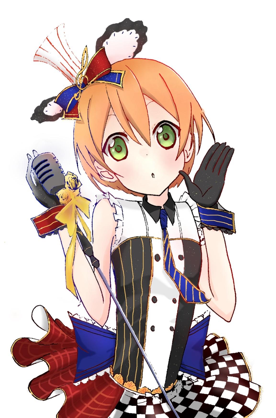 ラブライブ! 星空凛 / LoveLive! Hoshizora Rin #3771