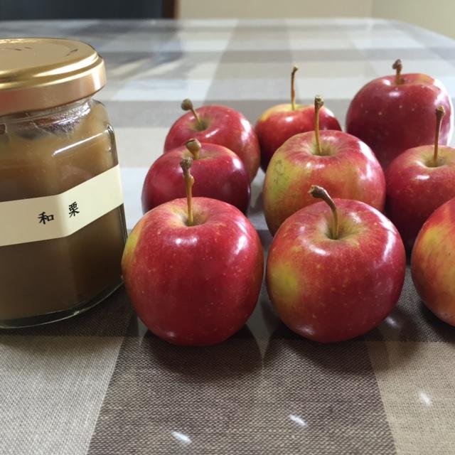 ミニりんご