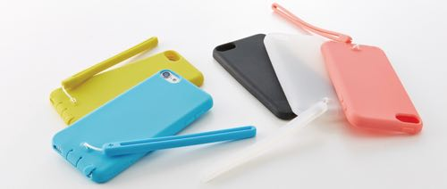 Silicone Case for iPod touch_b