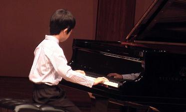 ピアノ発表2015