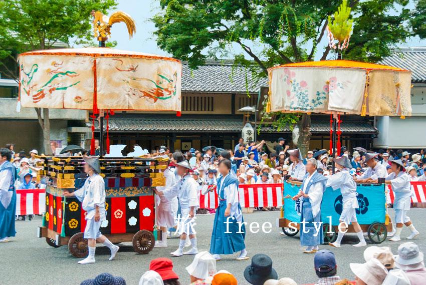 祇園祭 綾傘鉾