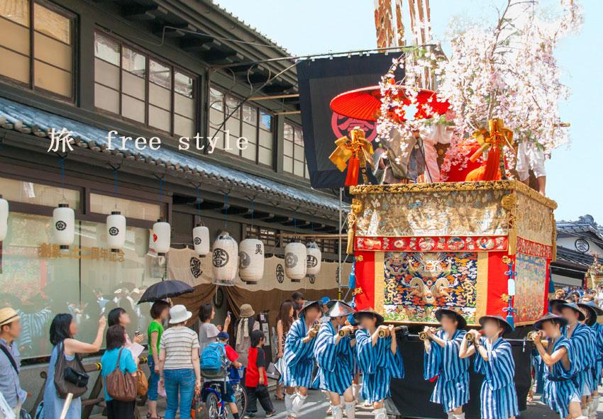 祇園祭 黒主山2