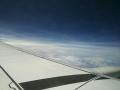 からの飛行機