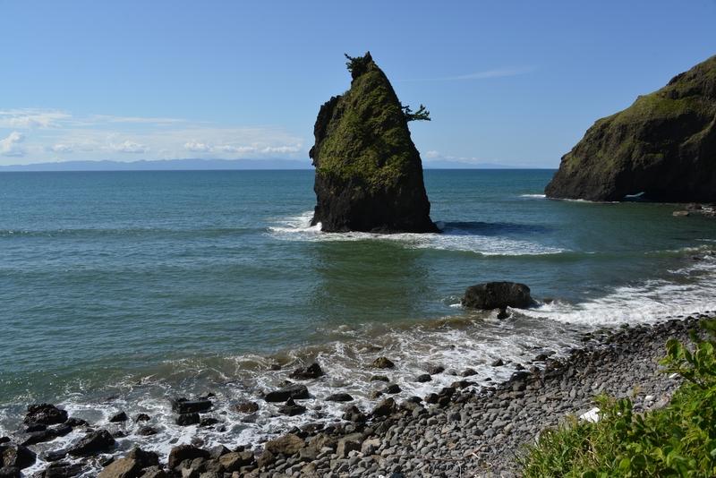 夏の立岩-1