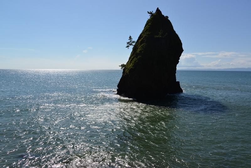 夏の立岩-2