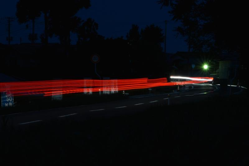 光走る-4