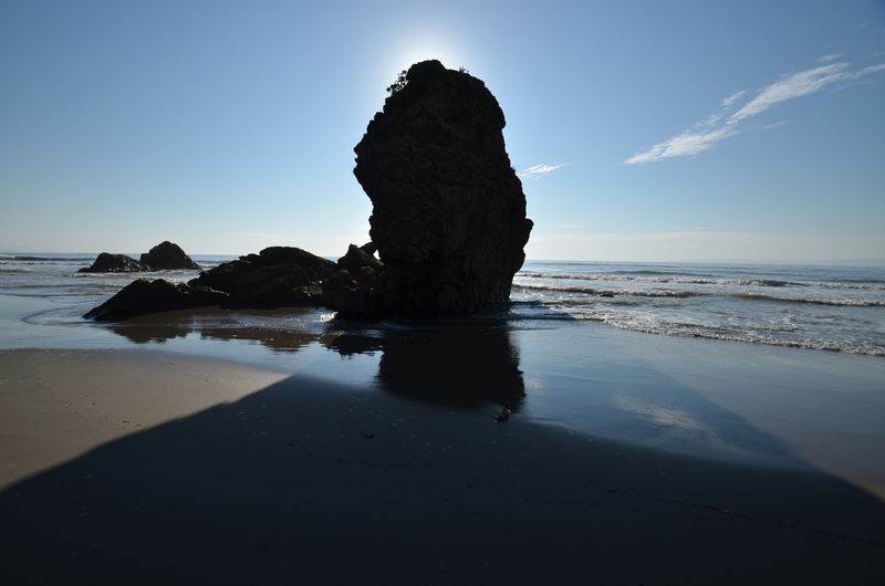 岩と影-1