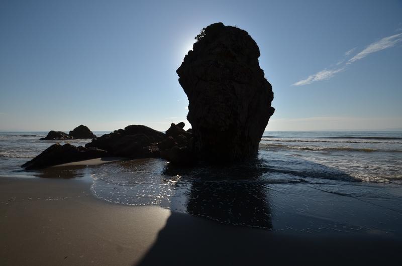 岩と影-2