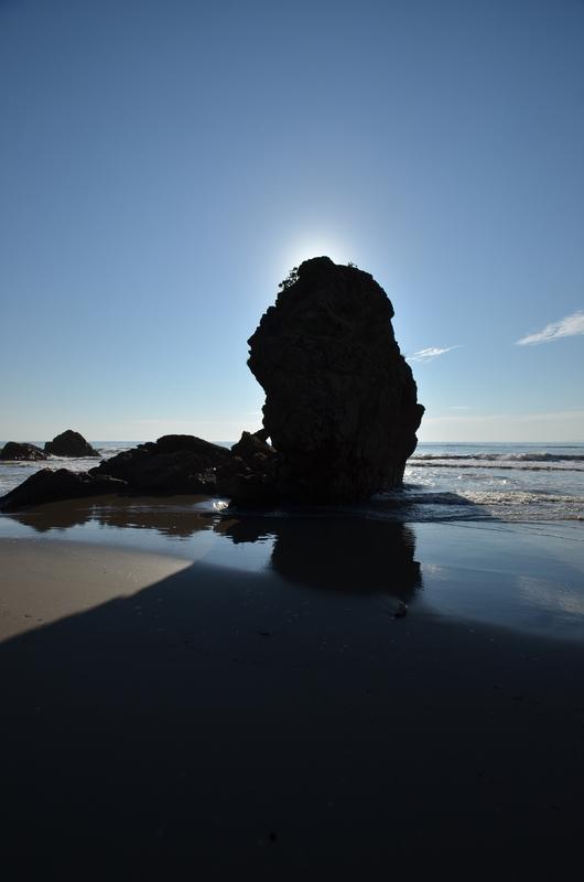 岩と影-3