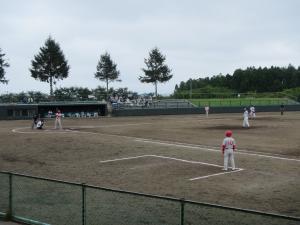 還暦野球②