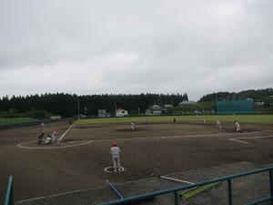 還暦野球③