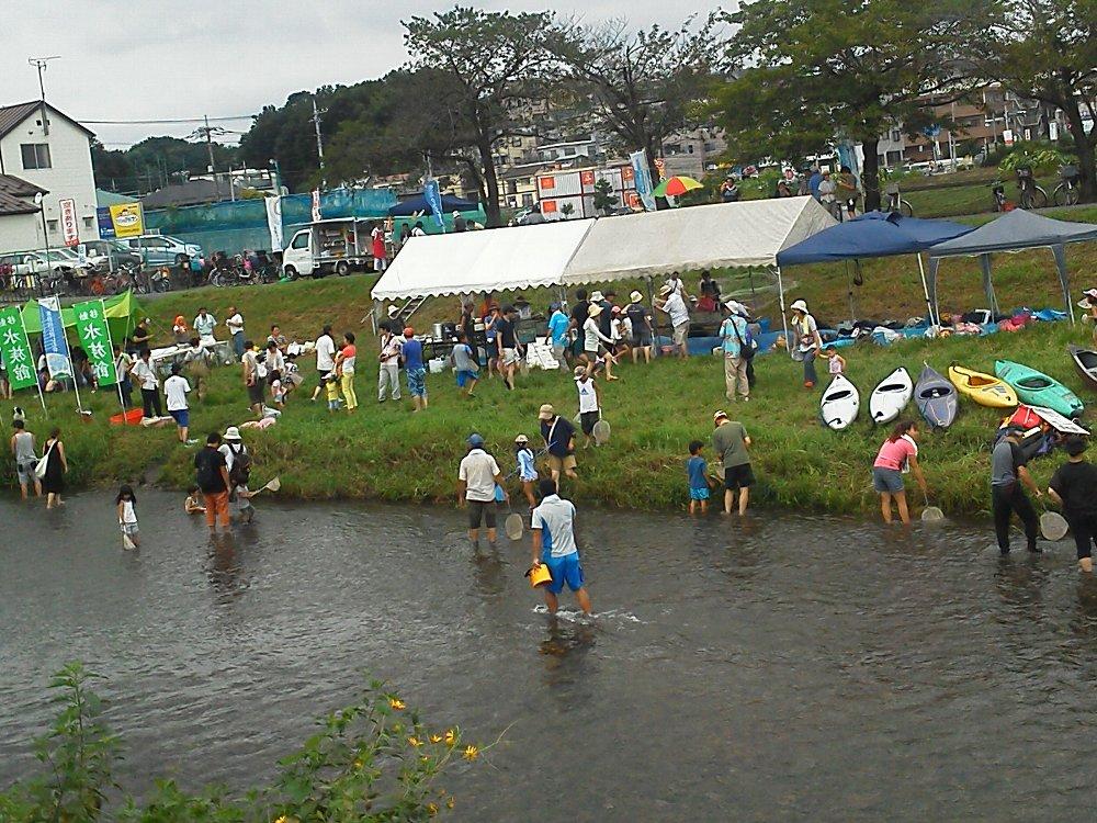 F1001311第20回黒目川川祭り