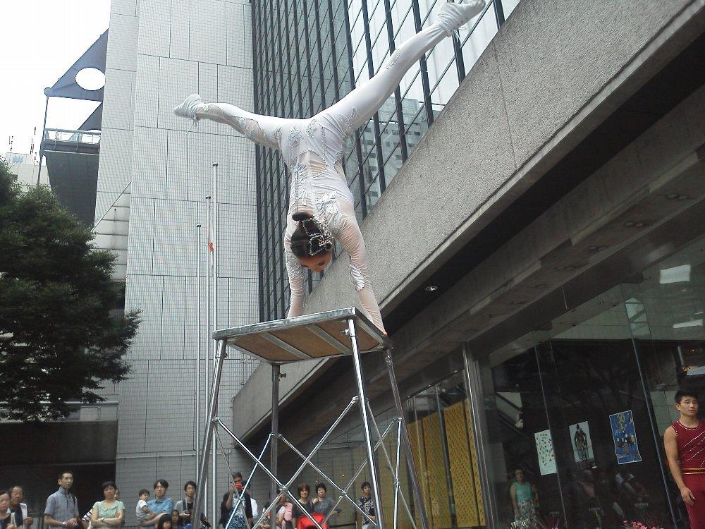 F1001352東京芸術劇場 中国雑伎団
