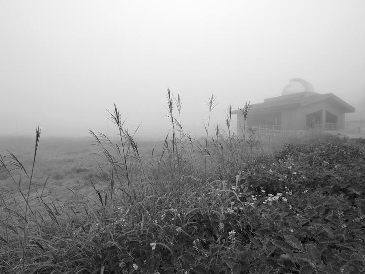 monochrome observatory
