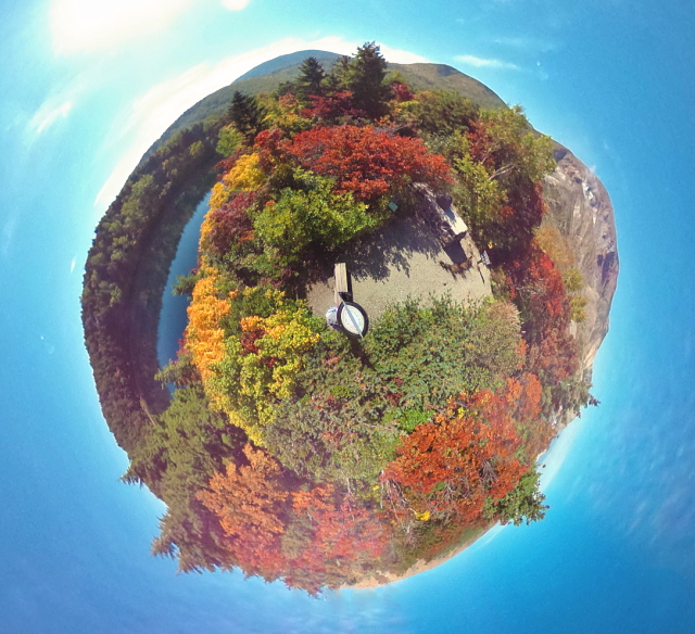 Autumn planet
