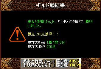 2015904妖精結果