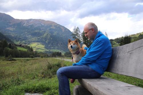 山とアスカ