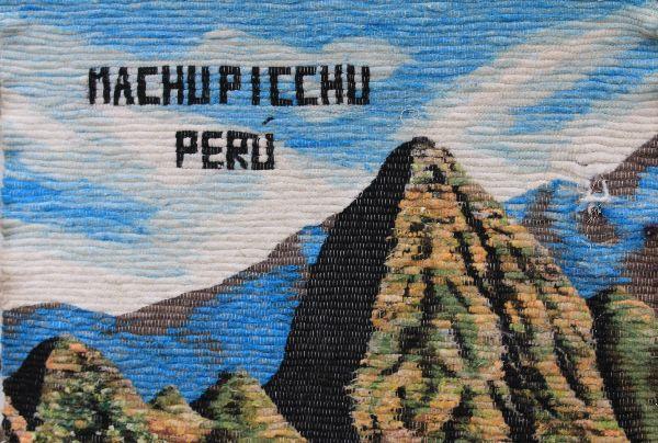 ペルーマチュピチュ