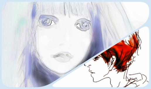 白亜色の涙 トップ