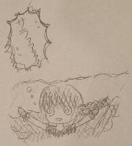 サラ(溺れる)
