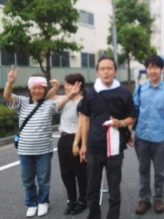 来夢震災訓練3