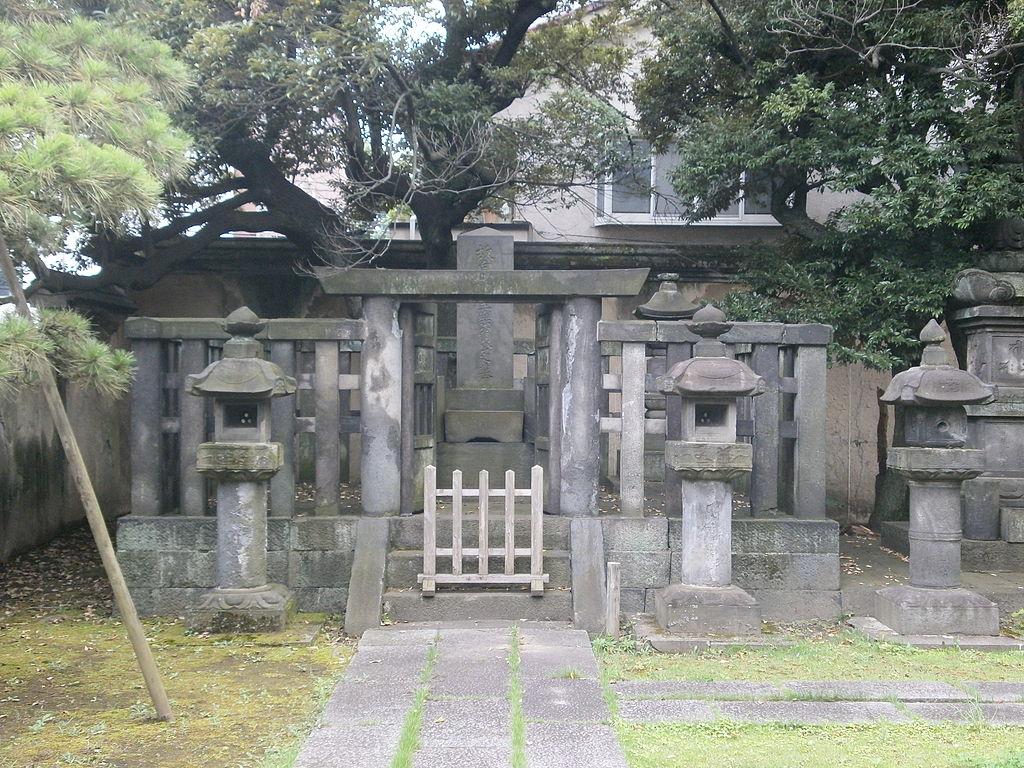 松平定信の墓_2