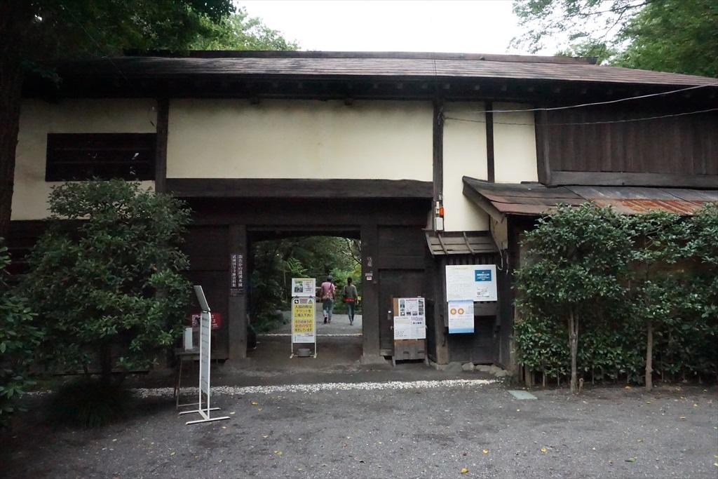 旧本多家の古い建物_1