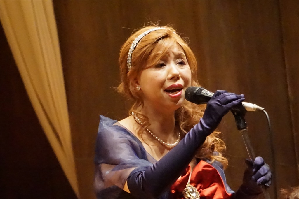別府葉子シャンソンコンサート_4
